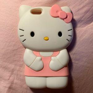 iPhone 6plus hello kitty case